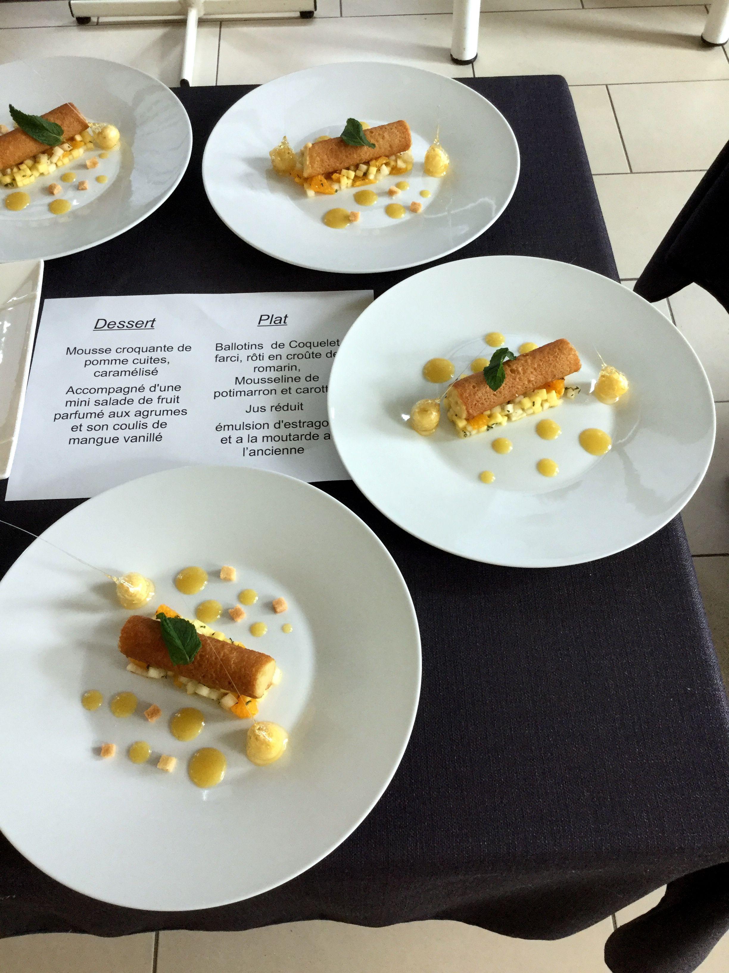 concours du meilleur apprenti de france sp u00e9cialit u00e9 cuisine
